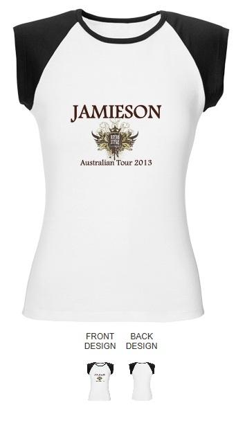 Australian Tour Shirt