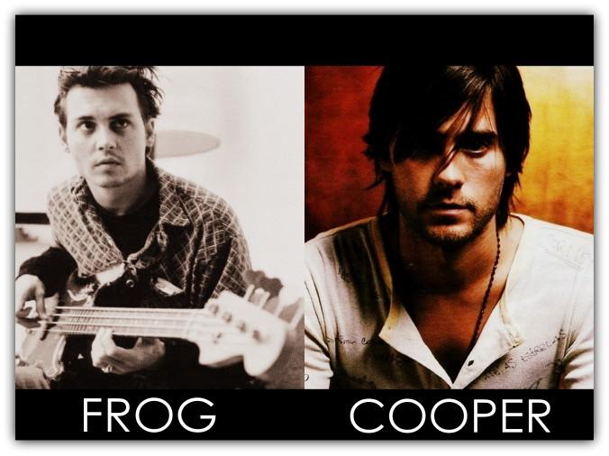 Frog & Cooper