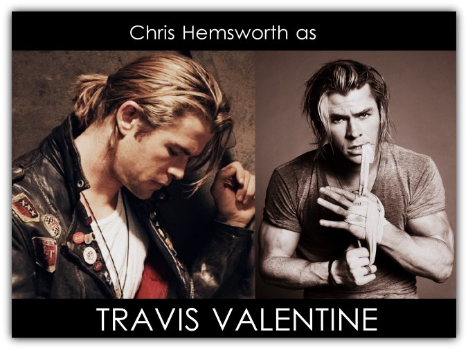 Travis Valentine
