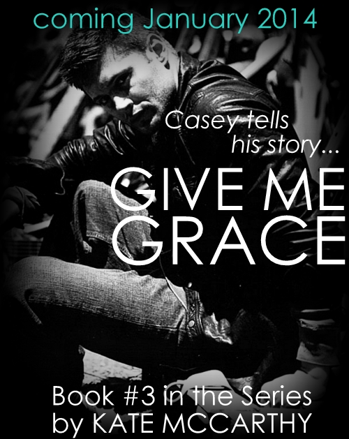 Give Me Grace title reveal 2