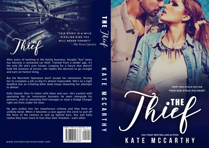 The Thief - Paperback IS